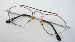 Pro Optik Sportbrille unisex Metallgestell Kinderfassung fetzige Farbe TOP sizeM