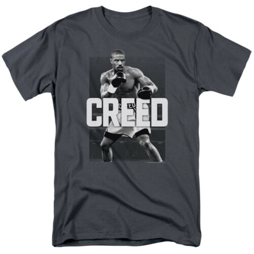 Creed Movie Final Round Rocky Licensed Adult T-Shirt