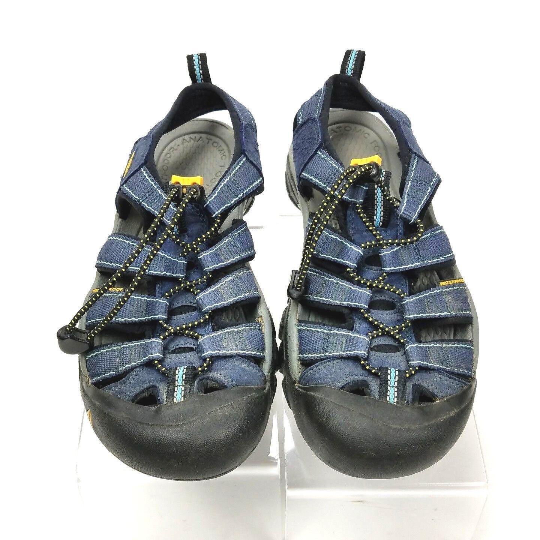 KEEN Newport Hiking sandals  Waterproof Sport Sandals, bluee Womens 6