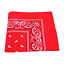 KSI Red Bandana-YouTube Merch multi-usage Bandana