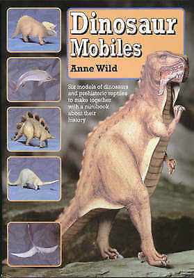 1 of 1 - Good, Dinosaur Mobiles (Make mobiles series), Wild, Anne, Book