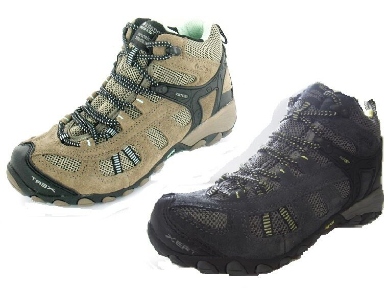 REGATTA LADY CARBON TRAINERS WATERPROOF BREATHABLE LIGHTWEIGHT WALKING TRAINERS CARBON - RWF256 0cf632