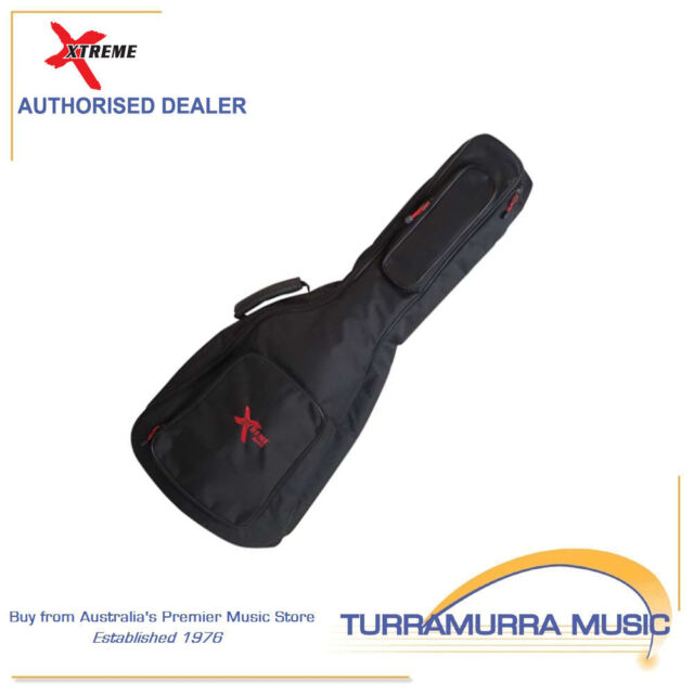 Xtreme Heavy Duty 10mm Padded Electric Guitar Gig Bag