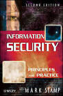 Information Security: Principles and Practice by Mark Stamp (Hardback, 2011)