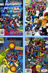 Avengers the Terminatrix Objective 1993 series # 2 near mint comic book