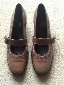 Ladies-Shoes-size-6-Leather-Jenny-by-Ara