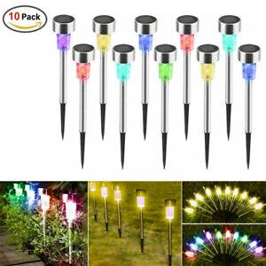 1-5-10Pcs-Outdoor-Multicolor-Led-Solar-Light-Lawn-Garden-Landscape-Lamp