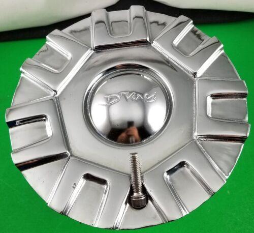 D VINCI CENTER CAP # S403-20 CHROME WHEELS CENTER CAP MATERIAL