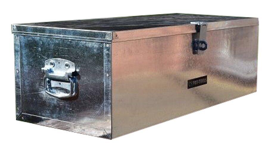 264 UNS PRO BAUSTELLEN BOX BOX BOX TRESOR STIFT BRUST WERKZEUGBOX LIEFERWAGEN SICHERHEIT 132187