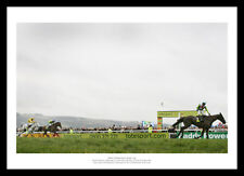 Denman Kauto Star 2008 Cheltenham Gold Cup Horse Racing Photo Memorabilia (234)