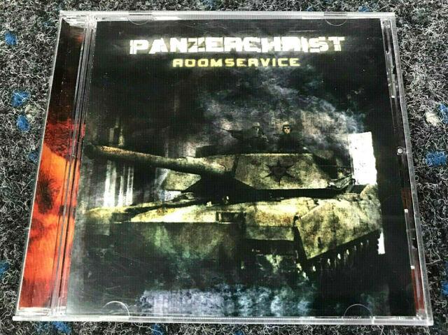 CD PANZERCHRIST - ROOMSERVICE Room service ( DEATH METAL 2003)