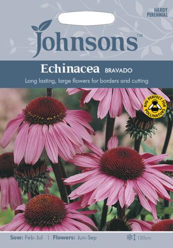 Johnsons Seeds Echinacea Bravado Seed
