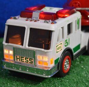 1970 Hess Fire Truck Ladder Hook Set Of 2