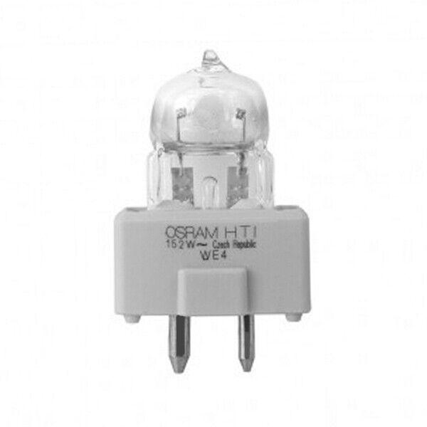 Osram Hti 152 Bombilla 152w GY9. 5 Lámpara de haluro de metal