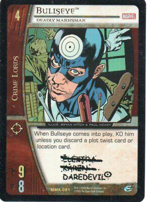 Marvel Knights Marvel VS CCG Morbius #148 Foil