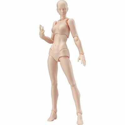 Figma archetype next:she flesh color ver Max Factory Japan import