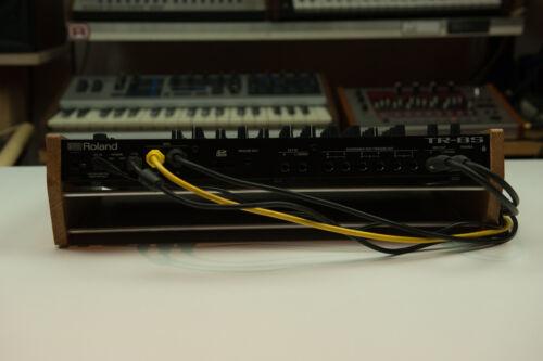 NEU!Roland Tr-8s Holz Ständer Seitenteile Wooden Sidepanel Desktop Stand Rack LO