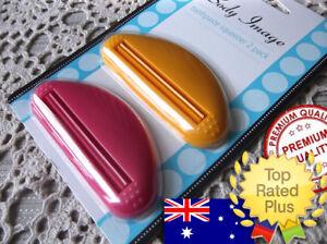 2-Pieces-Hygienic-Toothpaste-Tube-Dispenser-or-Squeezer-Easy-Press-Australia
