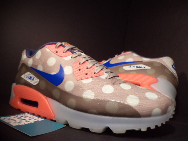 Nike air max 90 ice city qs pietra marrone a pois blu - new york ny - 10