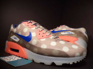 huge selection of 49c9f 39a1a Image is loading NIKE-AIR-MAX-90-ICE-CITY-QS-STONE-