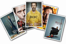 HOUSE MD - SET OF 5 - A4 POSTER PRINTS # 2