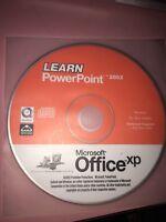 Learn Powerpoint Microsoft Office Xp 2002