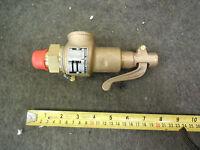 Aquatrol 88b2-50 Safety Relief Valve 3 4 X 1 In 50 Psi 3erl4 Plumbing Supplies