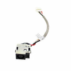 Connector-Ladung-hp-DV3-1000-2000-Series-Power-Jack-DC301006C00-Rev-1-0-Used