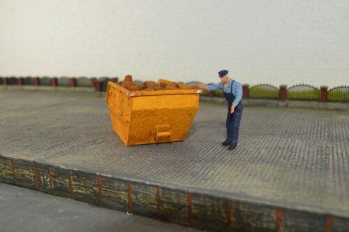 Nr 500//50 Spur 0 Absetzcontainer Art