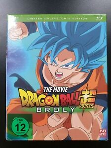 Dragonball-Super-Broly-Limited-Collector-039-s-Edition-DVD-Blu-ray-2019