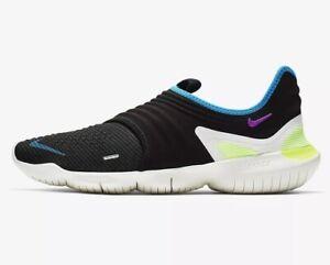 Dettagli su Nike Free Run Flyknit 3.0 Sneaker Uomo Taglia UK 9 (EUR 44) NUOVO PREZZO CONSIGLIATO £ 130.00 mostra il titolo originale