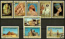 FUJEIRA, EGYPTIAN TREASURES, TUTANKHAMUN MASK, ABU SIMBEL TEMPLE, NEFERTITI