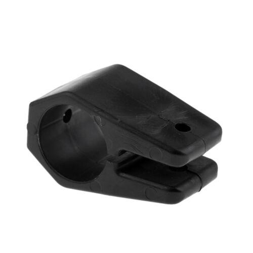JAW SLIDE BLACK FOR 1 Inch//25mm OD TUBE BIMINI TOP CANVAS HARDWARE