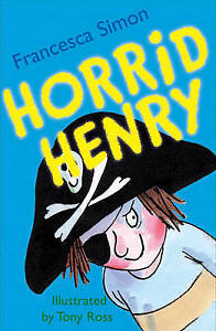 Horrid-Henry-by-Francesca-Simon-Tony-Ross-Acceptable-Used-Book-Paperback-Fas