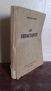 Christiane Pindhur Las Frenetiques Ediciones de La Cuadrado Blanco Bruselas ABE