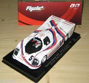 Fly 060101 Porsche Kremer Ck5 - 24h Le Mans 1983 Neuf