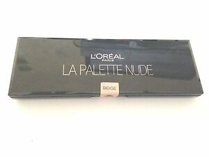 L-039-Oreal-Paris-La-Palette-Nude-Eyeshadow-Palette-02-Beige-SEALED