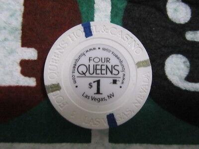 FREE Mystery Bonus Poker Chip $1 HOOTERS Casino Las Vegas Nevada