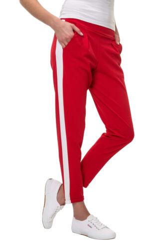 Hachiro Damen Freizeithose Jogginghose Sportswear Hose Style NEU SALE