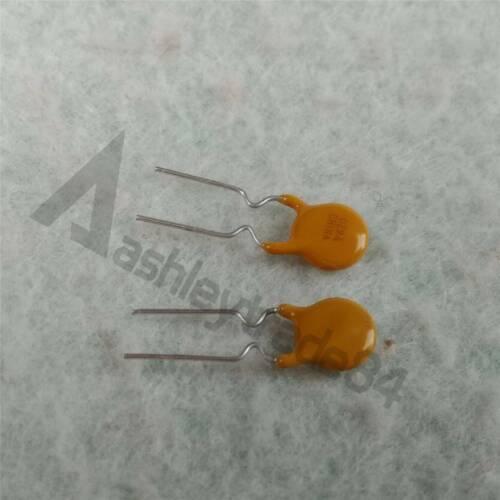 Nouveau 10PCS 72 V 400 mA Radial Lead Type PPTC Réarmable Fusible Polyswitch X72 XF040