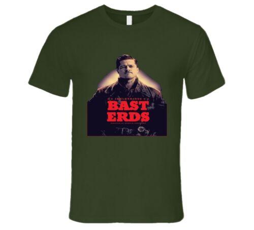 INGLORIOUS BASTERD TARANTINO/'S CREATION  T Shirt NAZI