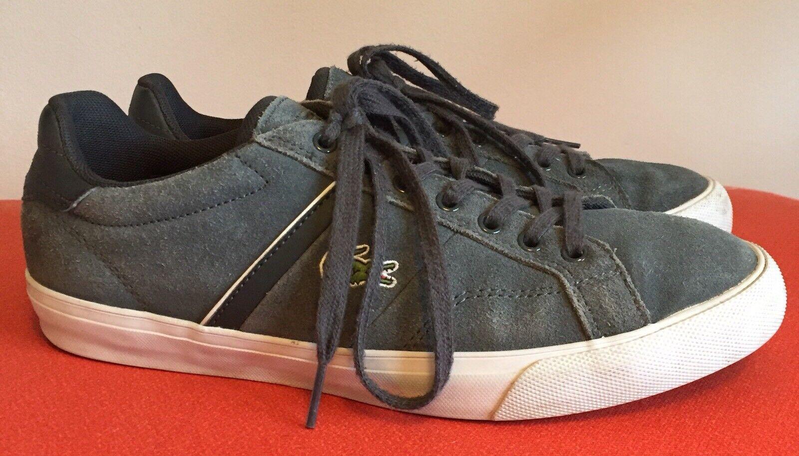 e1c7c6ab9a49f Lacoste Trainers Sport. Grey. Size 7 Mens npssoj131-Trainers ...