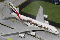 Gemini Jets Emirates Airbus A380-800 Wildlife 1 1/200 G2uae601