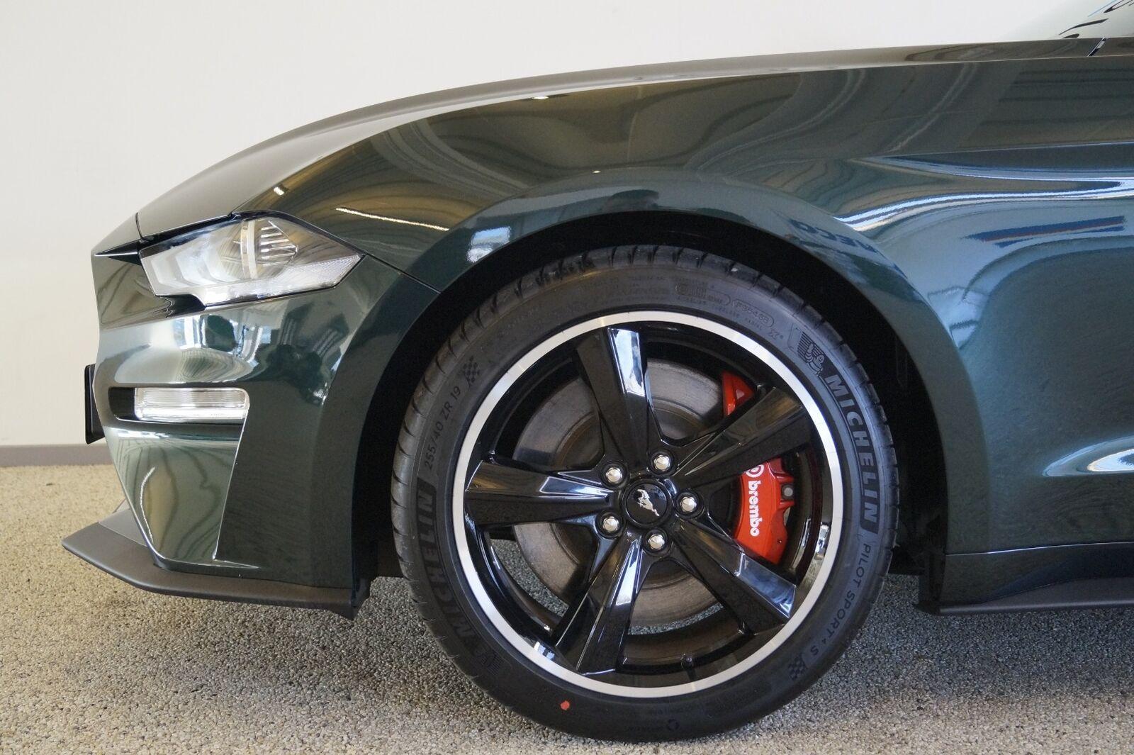 Ford Mustang 5,0 V8 GT Fastback Bullitt - billede 9