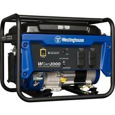 Westinghouse Open Box Wgen2000 Portable Generator
