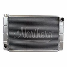 "NORTHERN 209658 FORD MOPAR RACE PRO ALUMINUM RADIATOR 26"" x 16"""