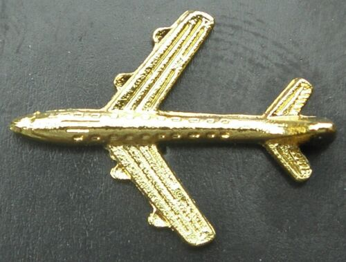 Aeroplane Aircraft Pilot Lapel Hat Tie 3D Pin Badge Plane Gift Souvenir