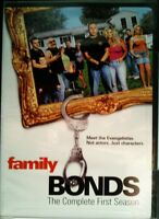Family Bonds The Complete First Season 10 Episodes + Special Features Sealed