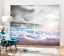 3D Sea cloud 35 Blockout Photo Curtain Printing Curtains Drapes Fabric Window AU