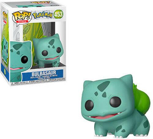 Pokemon - Bulbasaur - Funko Pop! Games: (2019, Toy NEUF)